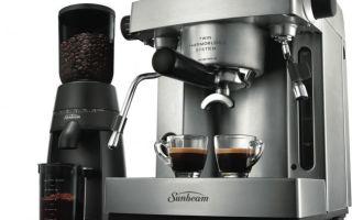 Оборудование для приготовления эспрессо