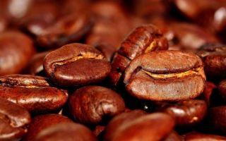 Что содержат сырые и обжаренные кофейные зерна?