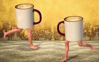 Как влияет употребление кофе на здоровье суставов и позвоночника?