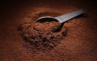 Особенности молотого кофе