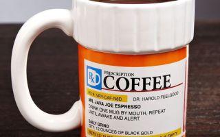 Кофе перед УЗИ и анализами