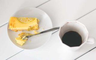 Кофе с сыром