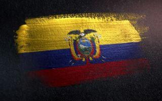 Америка. Эквадор