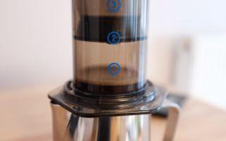 Простой рецепт приготовления кофе в аэропрессе