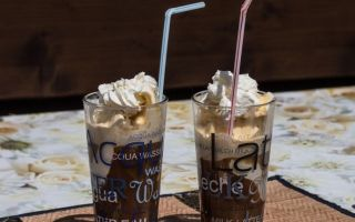 Коктейли с кофе: неожиданные сочетания прохлады и бодрости