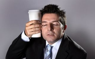 От кофе болит голова
