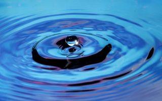 Вода для заваривания кофе