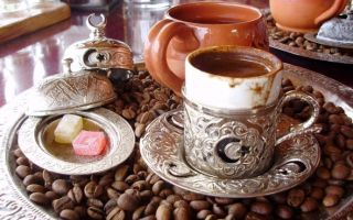 Кофе по-восточному