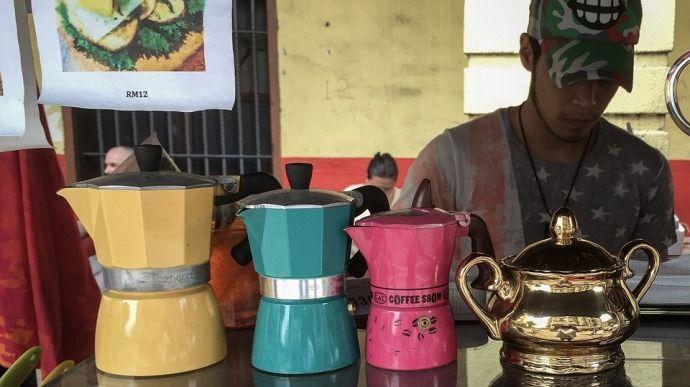 Арабская кофейня