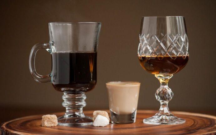 Виски и кофе