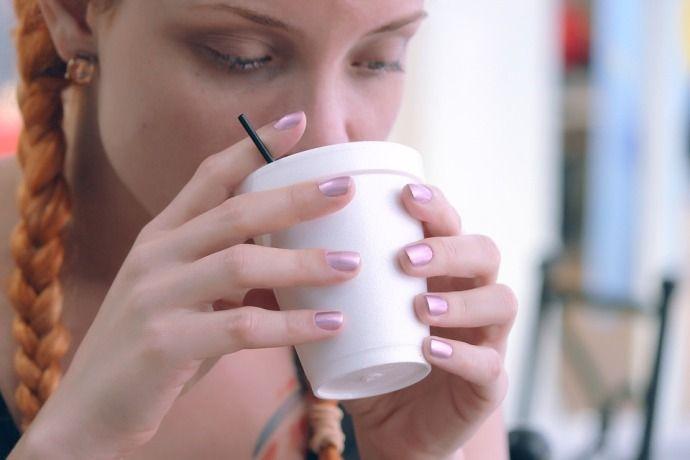 кофе для кормящих мам
