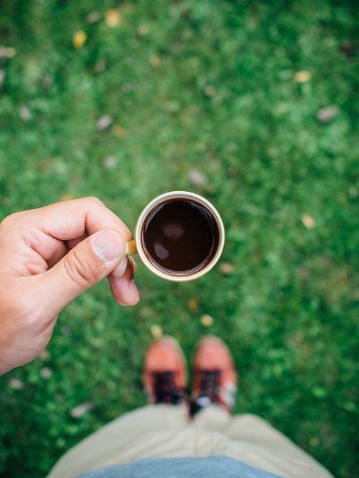 маленькая чашечка кофе