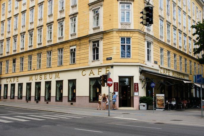 музей кофе в Вене