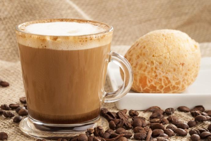 кофе со вкусом сыра