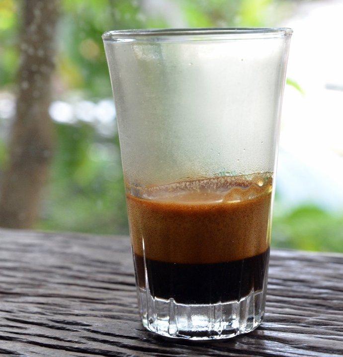 кофейный квас
