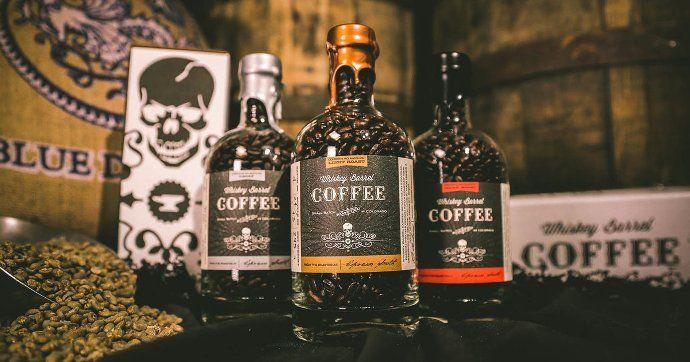 алкоголь на кофе
