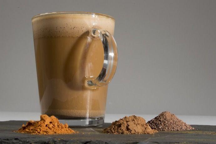 какао с кофе