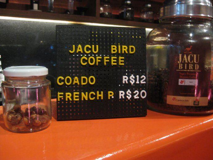 кофе JacuBird