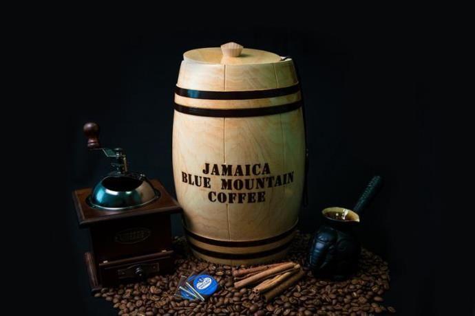 кофе BlueMountain