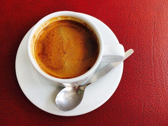 кофе доппио