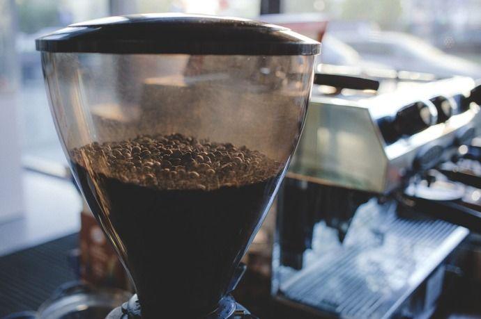 кофеварка с кофемолкой