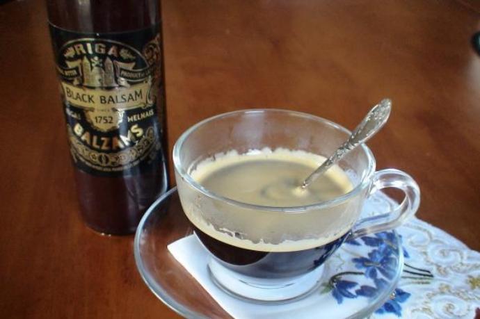 рижский кофе