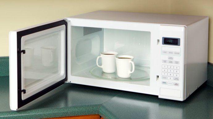 как приготовит кофе в микроволновке