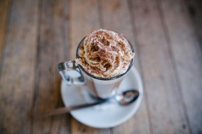 кофе и сливки
