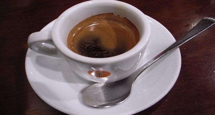 кофе по-турецки в чашке