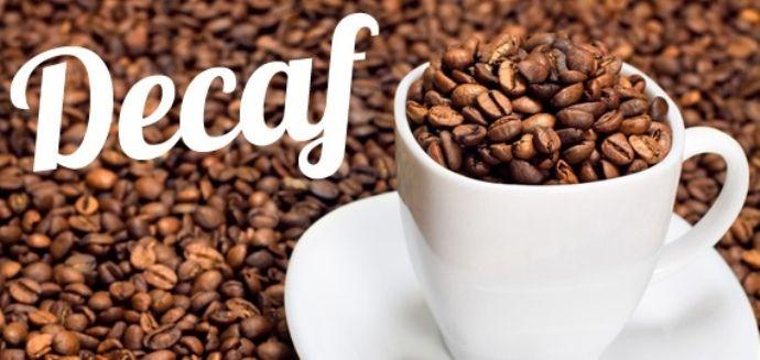 декофеинизированный кофе