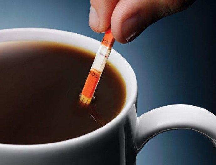 измерение кофеина в кофе