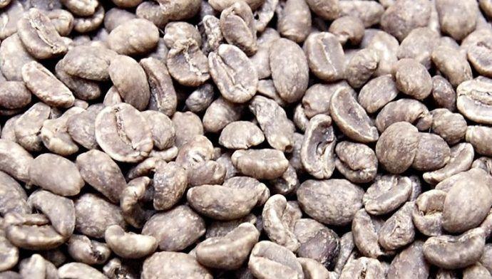 зёрна декаф кофе
