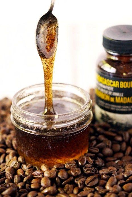 кофейный мёд