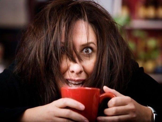 интоксикация кофе