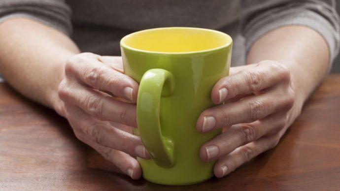 кофе вызывает дрожание рук