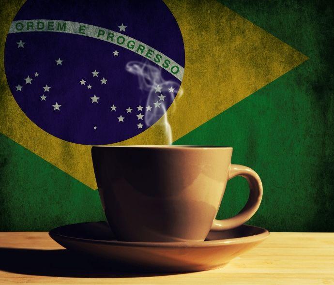 кофе в Бразилии