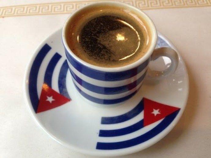 кофе на Кубе