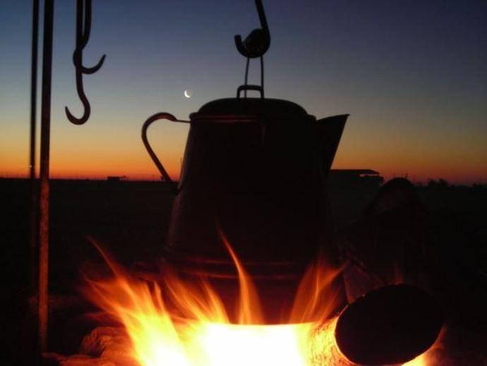 кофе в походе