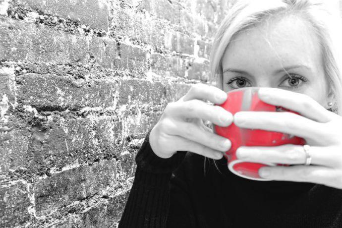 кофе при месячных