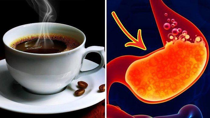 Можно ли пить кофе когда болит желудок