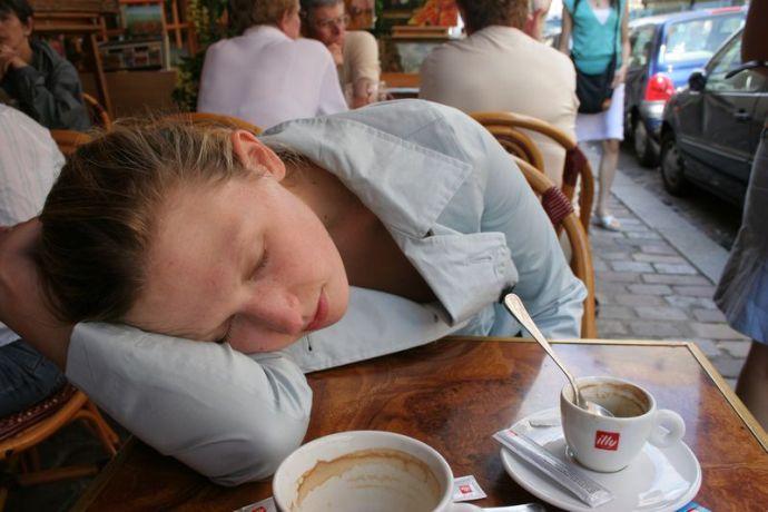 хочется спать от кофе