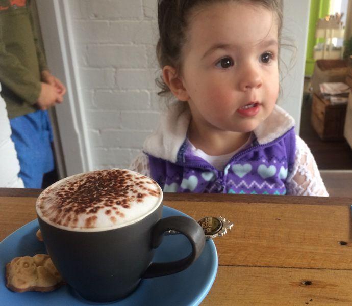 кофе для ребенка