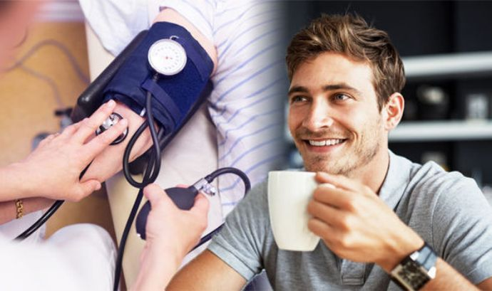 влияние кофе на кровяное давление