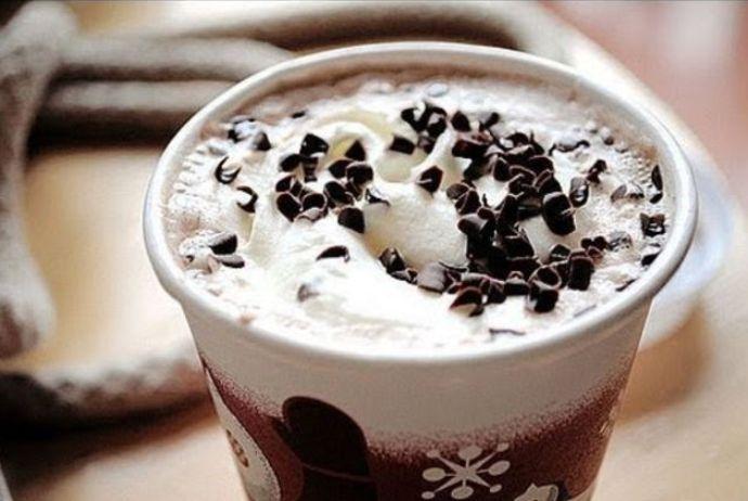 высококалорийный кофе