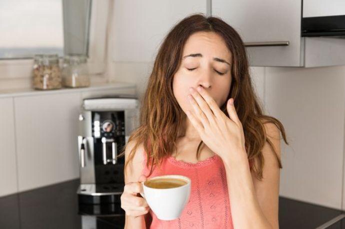 утренний кофе для пробуждения