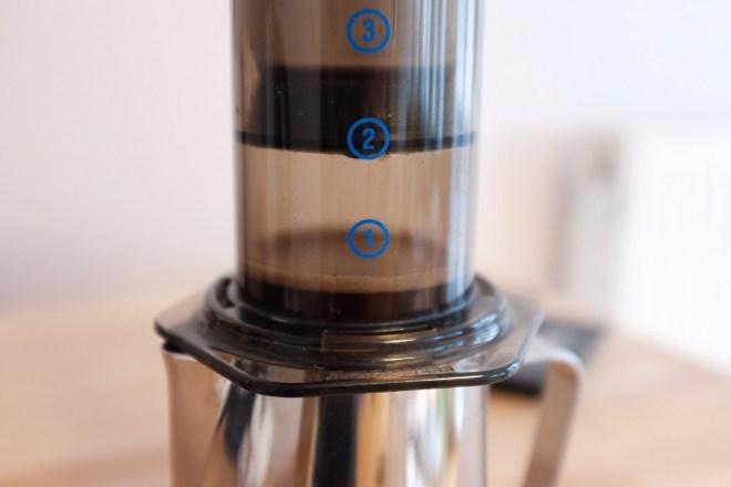 рецепт кофе в аэропрессе