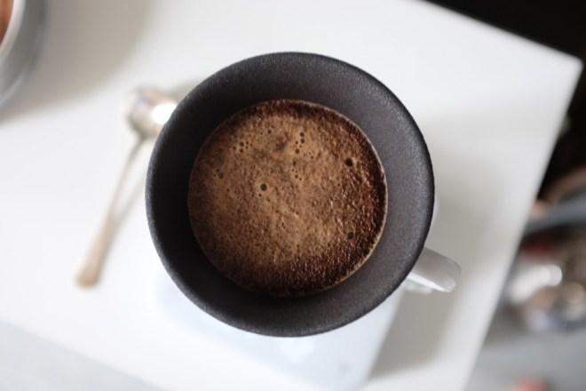 Керамический фильтр для кофе Kyuemon