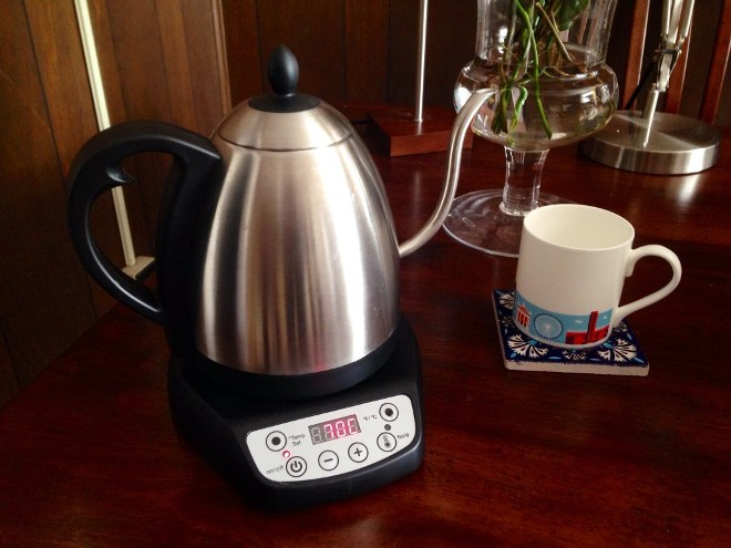 чайник с термометром