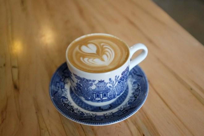 эспрессо в кафе
