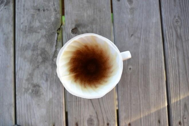 Фильтрация кофе